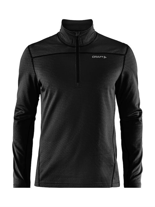HERRE MODEL. Midtlayer 1/4 Zip.